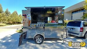6 X 10 Food Concession Trailer For Sale In Michigan