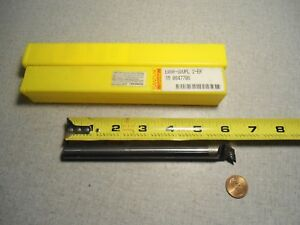Sandvik E08r sdupl 2 er Carbide Boring Bar 0 500 Dia X 6 Long