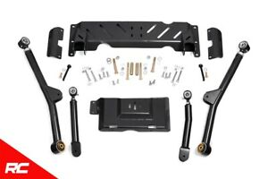 Rough Country X Flex Long Arm Upgrade Kit Fits 1984 2001 Jeep Cherokee Xj