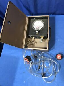 Dwyer Magnehelic 2008 Diff Pressure Gauge 0 8 In H2o Metal Case Free Shipping