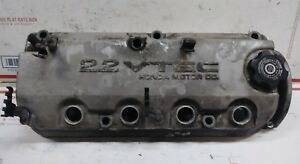 1997 Acura Cl 2 2 Valve Cover Vtec Rare 94 Accord F22b1 Mt F22 Cylinder Head Cd7