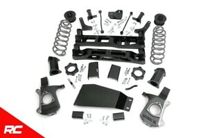 Rough Country 7 5 Lift Kit fits 2007 2013 Chevy Tahoe Gmc Yukon 286