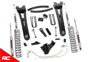 Rough Country 6 Lift Kit Fits 2008 2010 Ford Super Duty F250 F350 4wd Radius