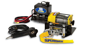 Superwinch 1331200 Superwinch Ut3000 Utility Winch