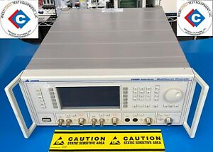 Ifr 2026q Dual Output Signal Generator used