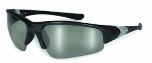 Ssp Eyewear 1 50 Bifocal reader Safety Glasses With Black Frames And Mirrored M