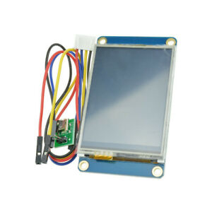 2 4 Nextion 320 240 Hmi Usart Tft Lcd Touch Display Module Panel For Arduino