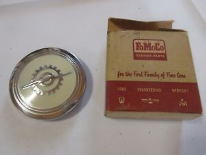 Nos Oem Ford 1957 1963 Truck Pickup Steering Wheel Horn Button 1958 1959 1960