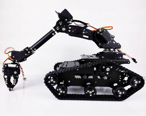New Arrival Metal Tank With 7 Dof Vehicle mounted Abb Robot Arm Tr001 big Power