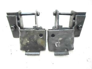 1965 1970 Mustang 289 302 V 8 Engine Motor Frame Mounts With Bolts Pair