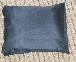 Heavy Duty Black Nylon Covered Soft Weight Lead Filled Pouches 1 12 Pound Size