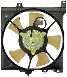 Radiator Fan Assembly Without Controller Dorman 620 405