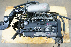 Jdm B20b 96 97 98 Honda Crv 2 0l Dohc Non Vtec B20 Low Compression Engine Only