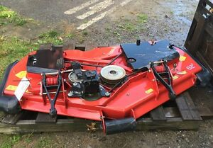 2008 Toro Groundsmaster 7210 Traction Unit 62in Rotary Mower Deck Only