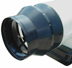 Heat Wagon Duct Outlet Adaptor For Heater Ar310