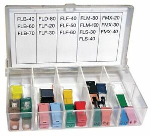 Bussmann Fuse Kit Automotive Blade Fuse Kit Kit Type No 45