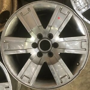 20 Inch 2007 2011 Ford F 150 Expedition King Ranch Oem Chrome Wheel Rim 3659 D