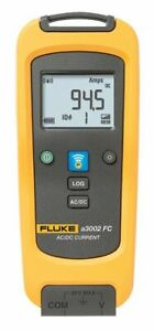 Fluke Clamp On Digital Ac dc Current Module 1 3 16 Jaw Capacity Cat Iv 600v