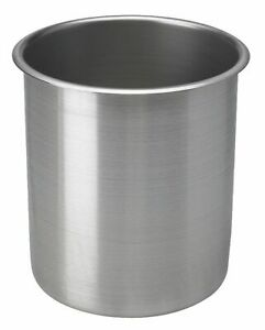 Vollrath Stainless Steel Bain Marie Pot Capacity qt 8 1 4 78780