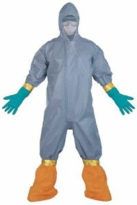Dqe Hazmat Personal Protection Kit Size S m Number Of Components 8 Hm4038