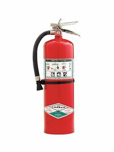 Amerex Halotron Fire Extinguisher With 15 5 Lb Capacity And 14 Sec Discharge