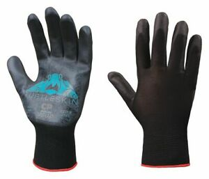 Turtleskin Nitrile Cut Resistant Gloves Ansi isea Cut Level 4 Rayon Lining