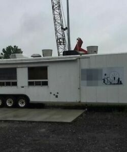 8 X 30 Food Concession Trailer For Sale In Indiana