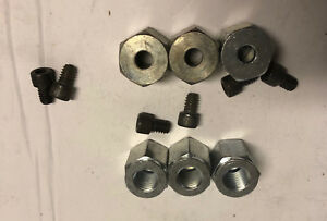 3m Roloc Disc Pad Assembly W Adapter 6 Of Each Item Pictured
