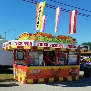 Show Me 8 5 X 14 Food Concession Trailer Used Mobile Food Unit Sale In Oklah