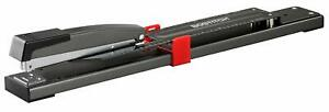 Bostitch 20 Sheet Long Reach Stapler Black b440lr