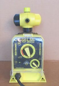 Milton Roy Lmi Electronic Metering Pump A141 918si 0 50 Gph 250 Psi New