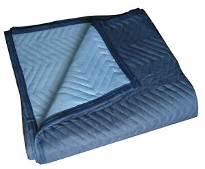 Top Brand 2nkr7 Quilted Moving Pad L72xw80in Blue Pk12