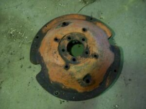 Allis Chalmers C Tractor Rear Cast Wheel Center