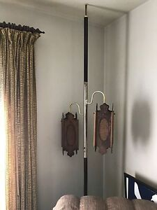 Vintage Mid Century Tension Pole Lamp Pick Up Only