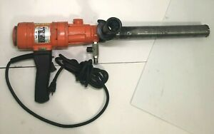 Weka 3 speed Hand Held Wed Or Dry Concrete Core Drill With 2 Inches Bit