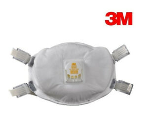3m 8233 Particulate Respirator N100 1 Case Of 20 Masks 20 Pack free Shipping
