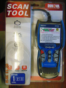 Innova 3040e Diagnostic Code Reader And Scan Tool With Abs For Obd2 Vehicles