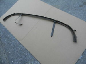 Alfa Romeo Giulietta Giulia Spider Convertible Top Rear Hold Down Bar 750
