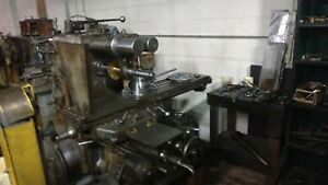 K t Model H Mill And U s Machine Tool Hand Mill