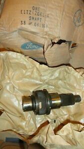 Nos 80 86 Ford Transfer Case Front Output Shaft New Process Np208 Transmission