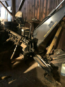 New Holland Bh 124 Bh124 Backhoe Attachment For Skid Steer