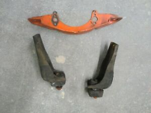 1958 1959 1960 Chevy C1 Corvette Front Engine Mount Water Pump Bracket 535 Oem