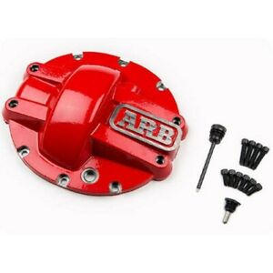 Arb 750006 Ford 8 8 Iron Red Differential Cover