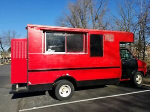 Gmc Food Truck For Sale In New Jersey