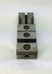 Tool Makers Mill Vice 5 8 Mount W 7 Jaw Opening 101280