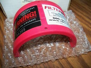 Filtermag Magnetic Race Oil Filter Sleeve New Acc 365 R For Gm Ford Dodge