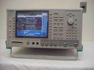 Anritsu Mt8820a Radio Communication Analyzer 30mhz 2 7ghz With Gsm wcdma cdma