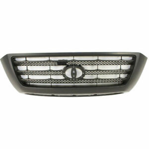 For 2007 2008 2009 2010 2011 Toyota Tundra Ft Grille Black Wo Sport Sr5 Model