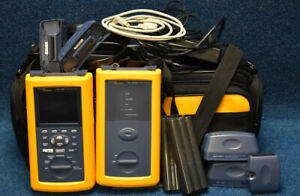 Fluke Dsp 4300 Dsp4300 Cable Analyzer