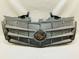 2008 2009 2010 2011 2012 Cadillac Cts Upper Grill Grille Oem